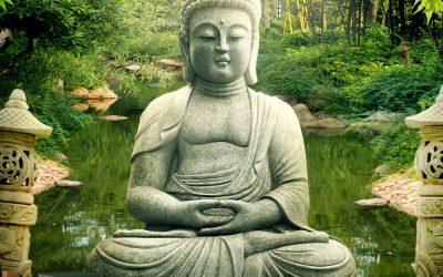 Boeddha, dharma & sangha